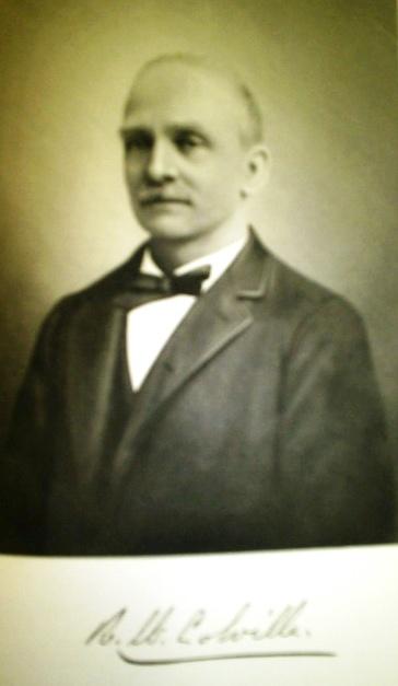 J.R. Colville Net Worth